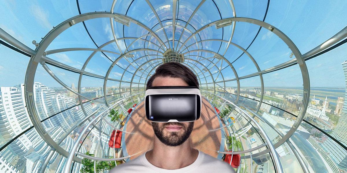 Полная поддержка VR HMD гаджетов